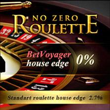 Comparing Single 0 Roulette with No Zero Roulette